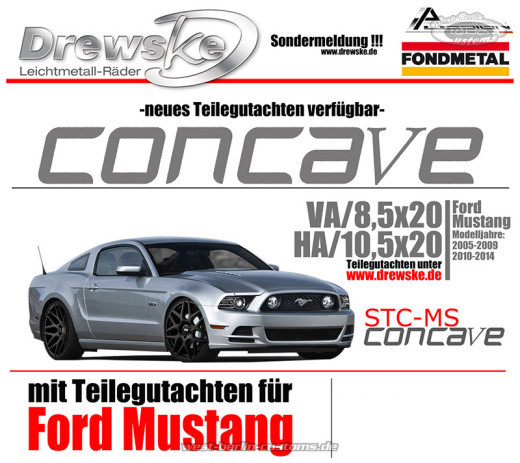 DREWSKE-Concave-FORD-Mustang-520x463