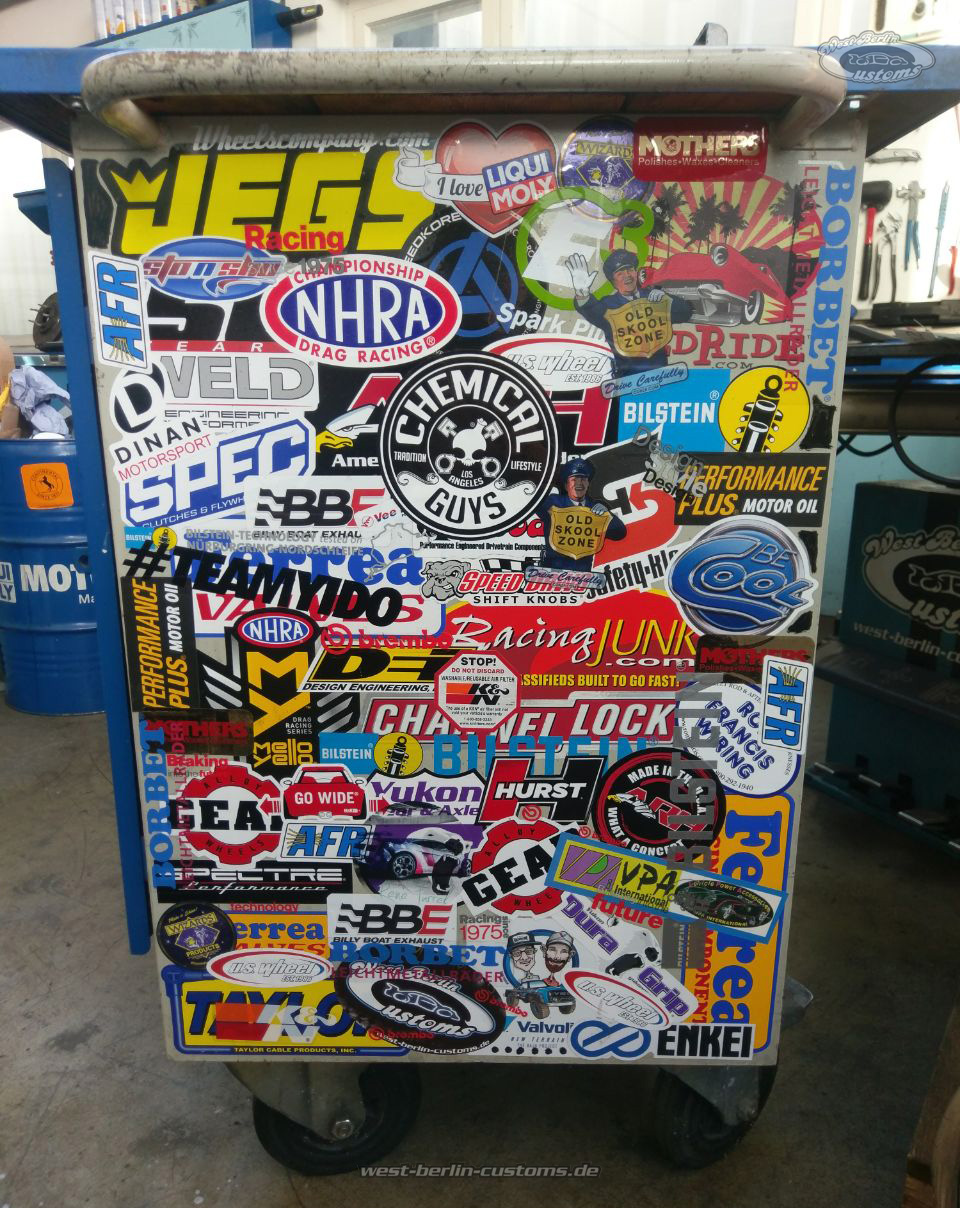 Here we go – back from SEMA show with some Promo-Flow #freeStyle