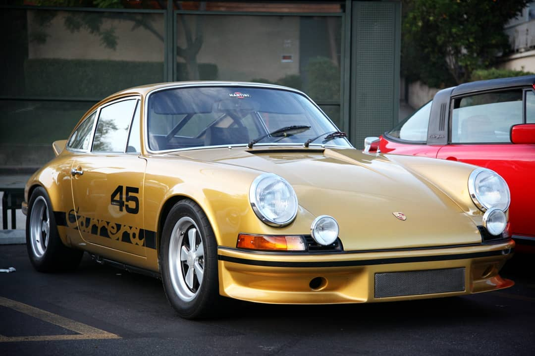 Last weekend in L.A. before SEMA – Cars And Coffee